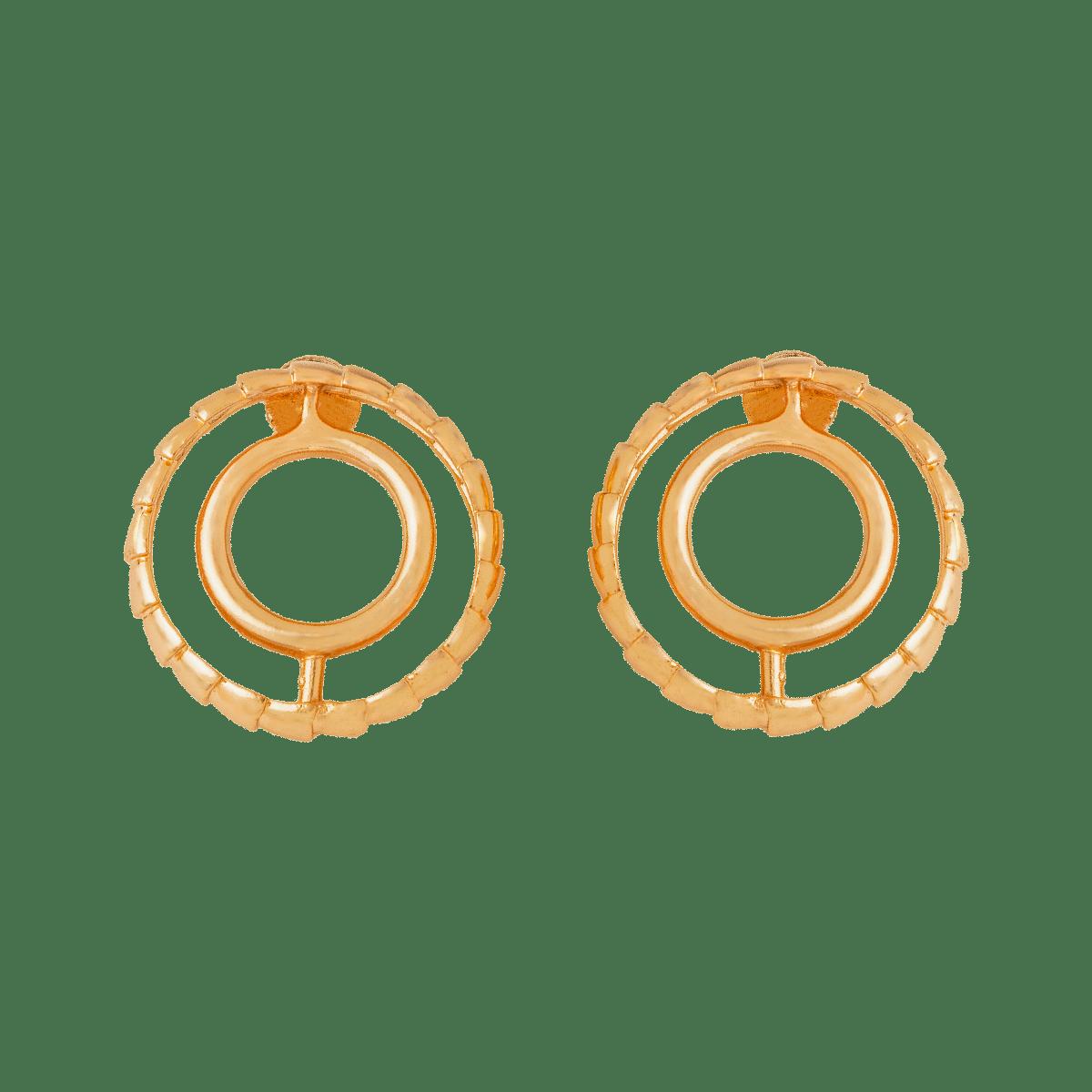 Concentric Circle Studs