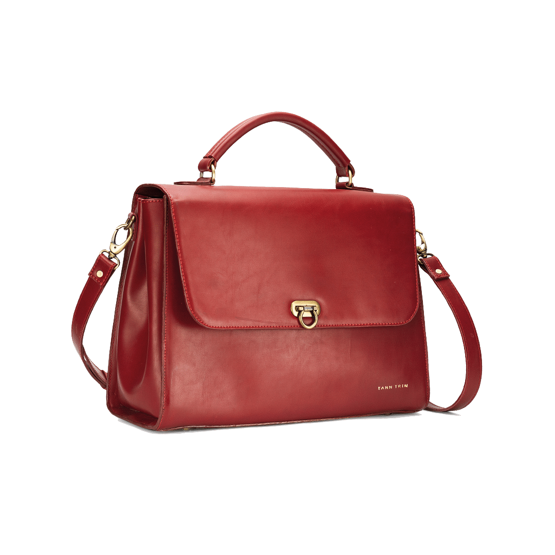 The Carry-All Work Satchel
