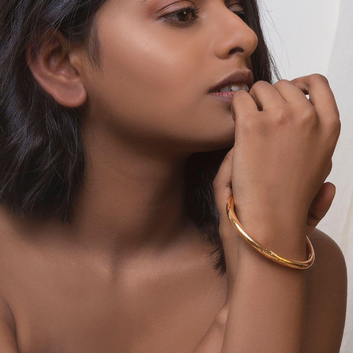 Classic 22 Kt Hasli Bracelet