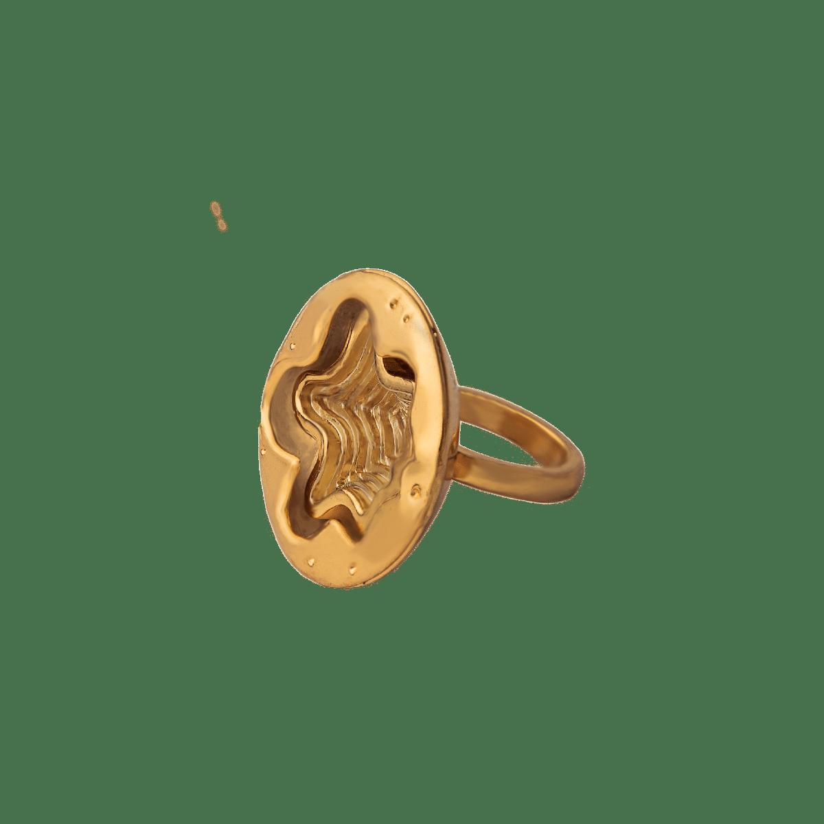 Circular Hollow Layered Ring