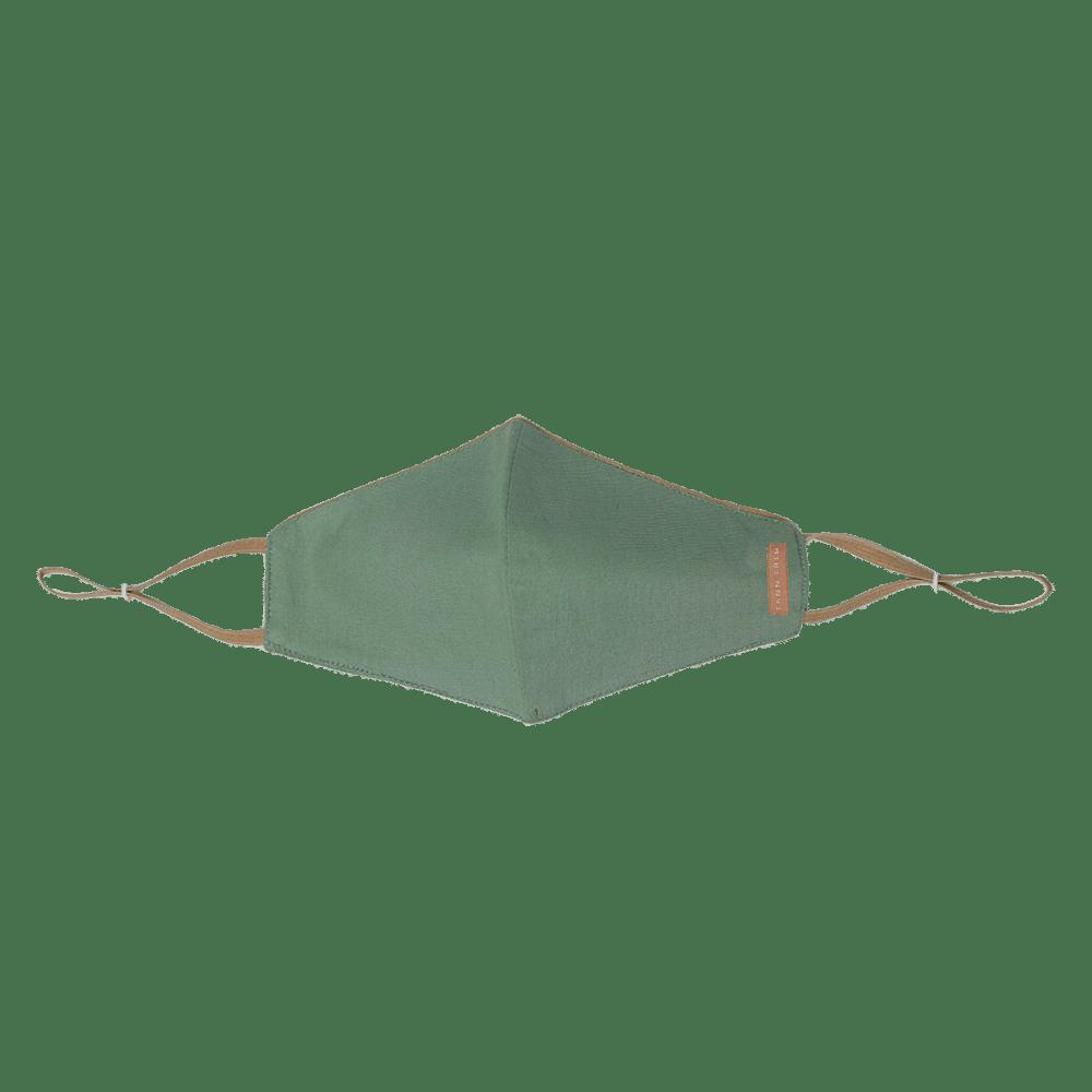 Sage Green Breathable Cotton Mask - Regular