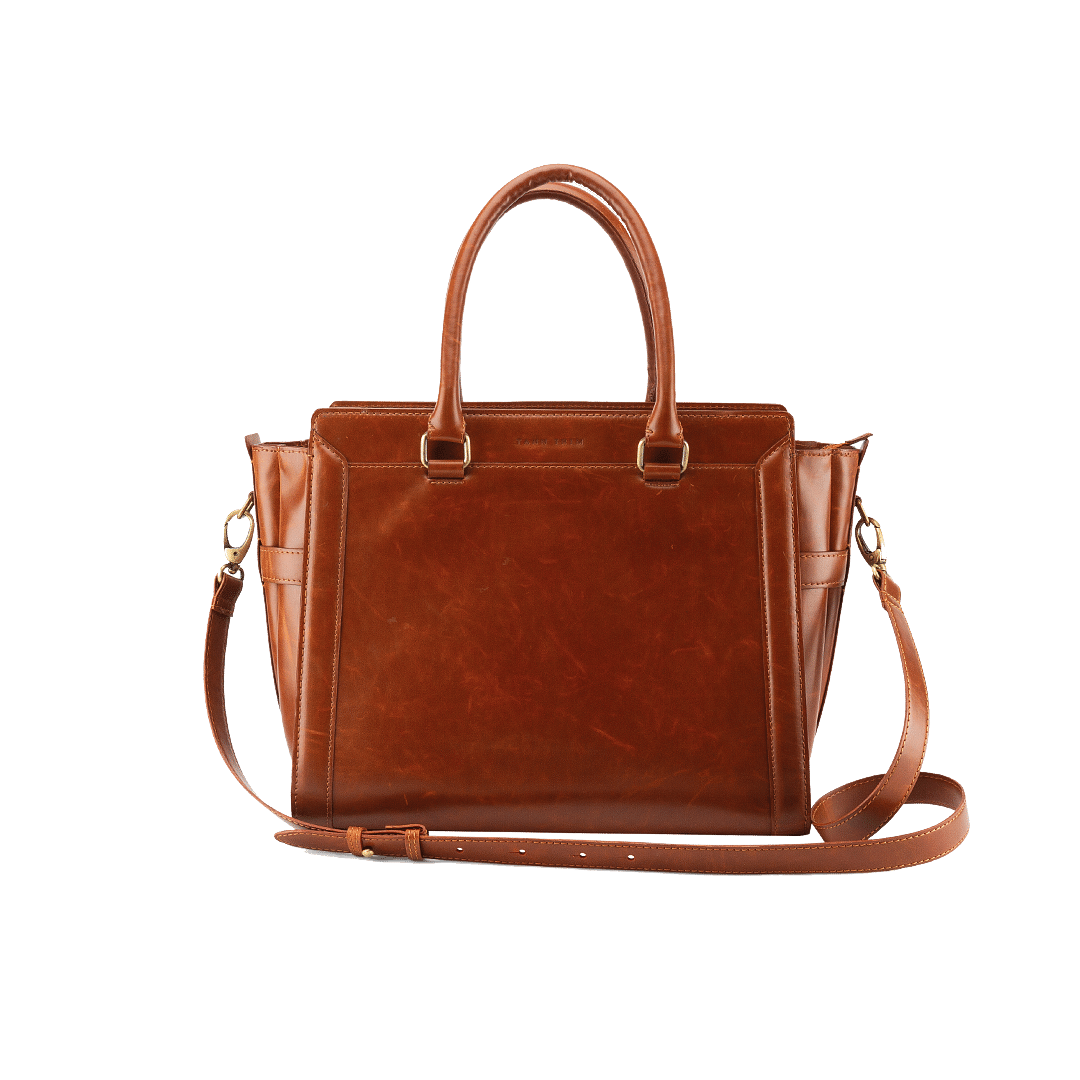 The Minimal Carry-All Work Satchel