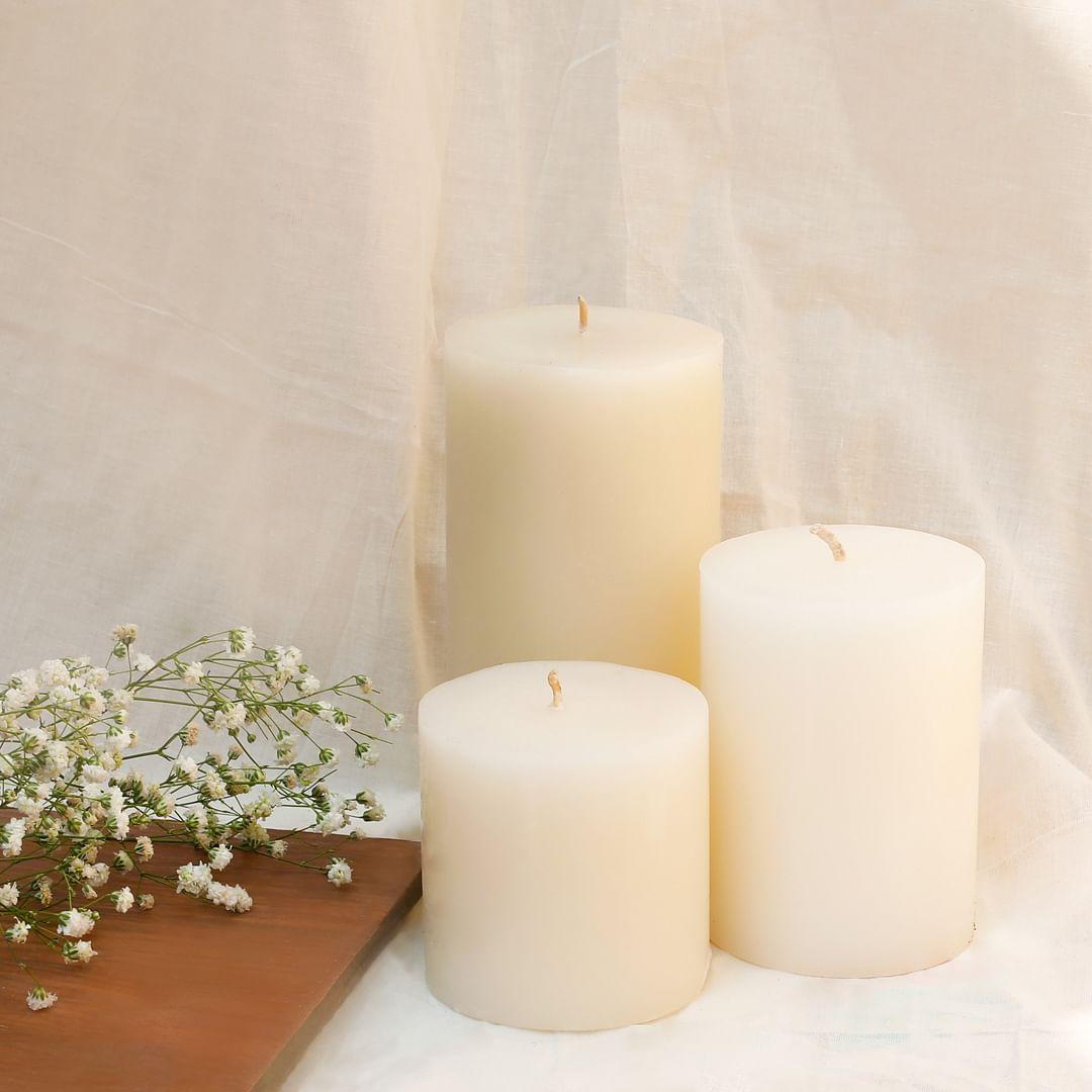 Warmth: Vanila & Coconut Candle Gift Box