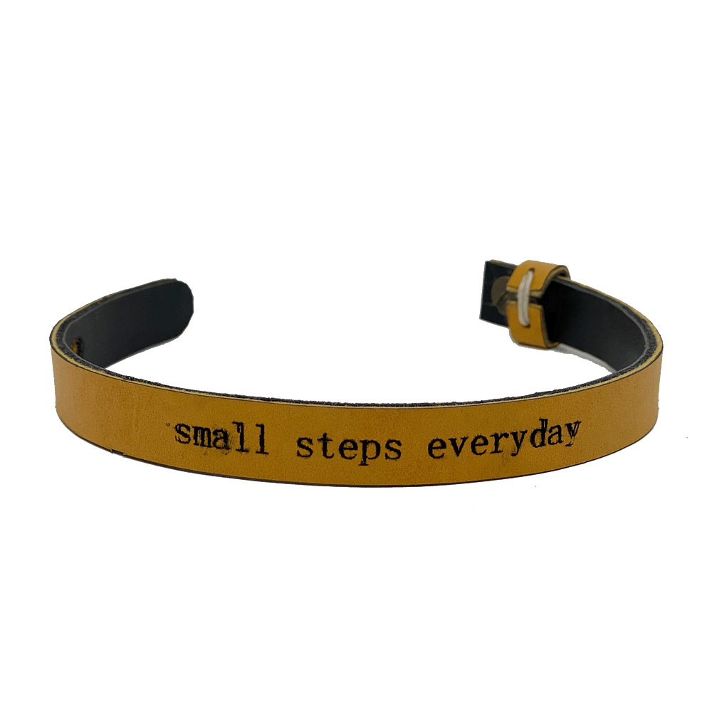 Mustard Hand-crafted Band