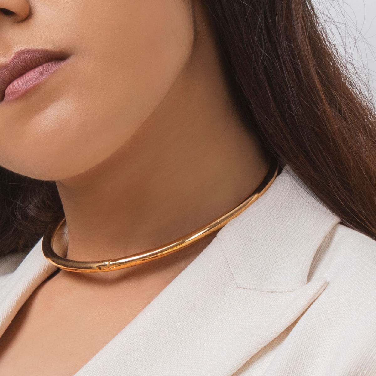 Classic 22 Kt Hasli Necklace