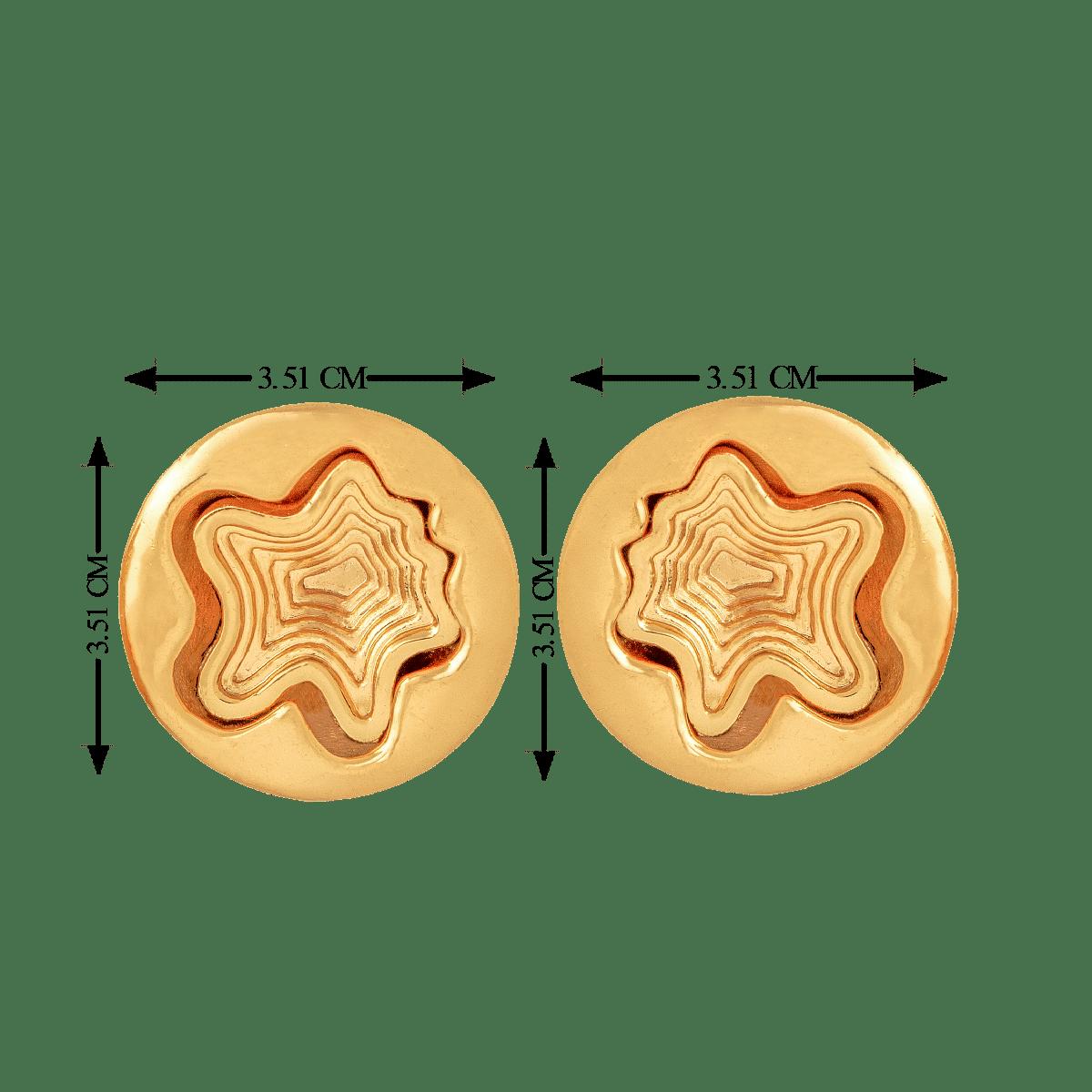 Circular Hollow Layered Studs