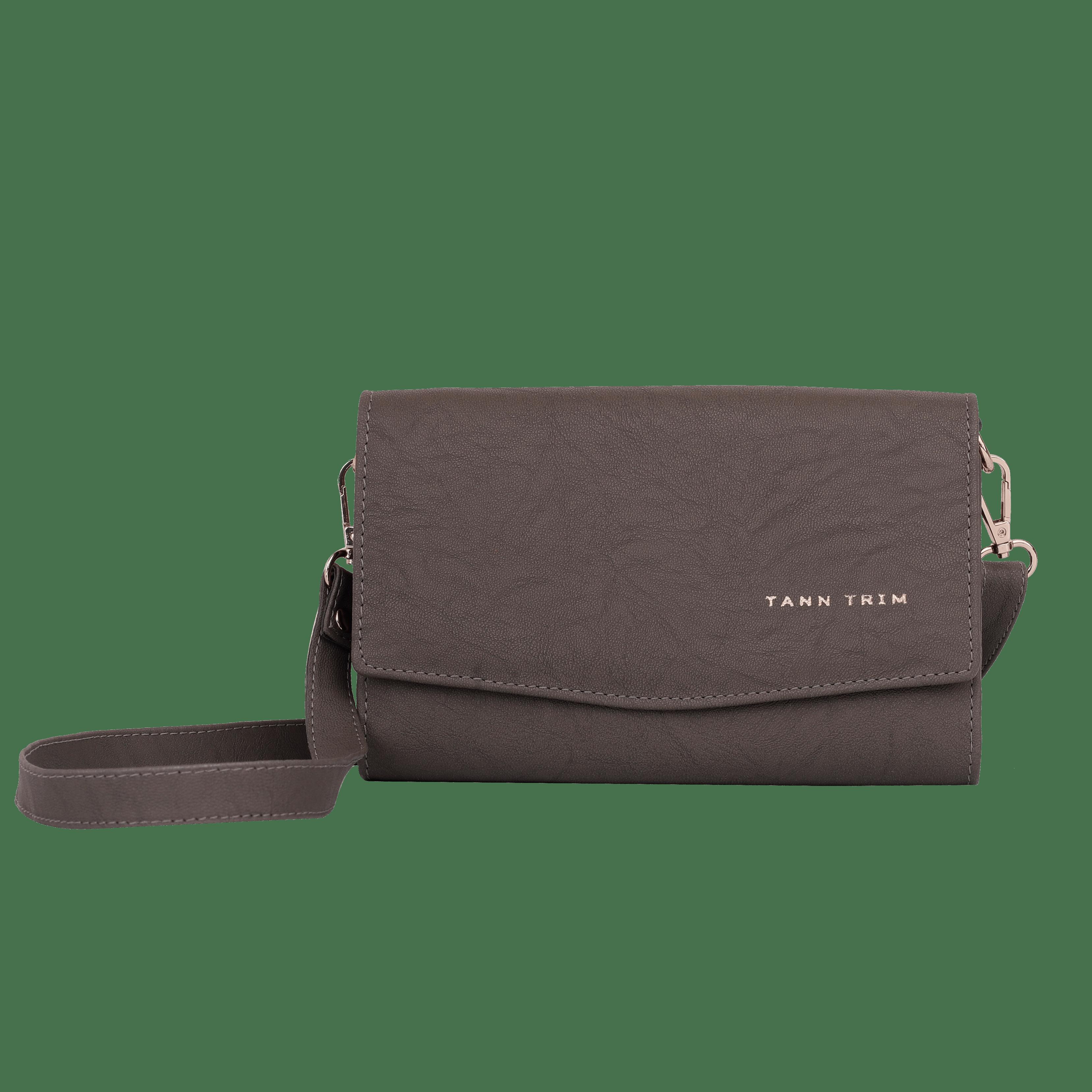 3-in-1 mini green sling bag