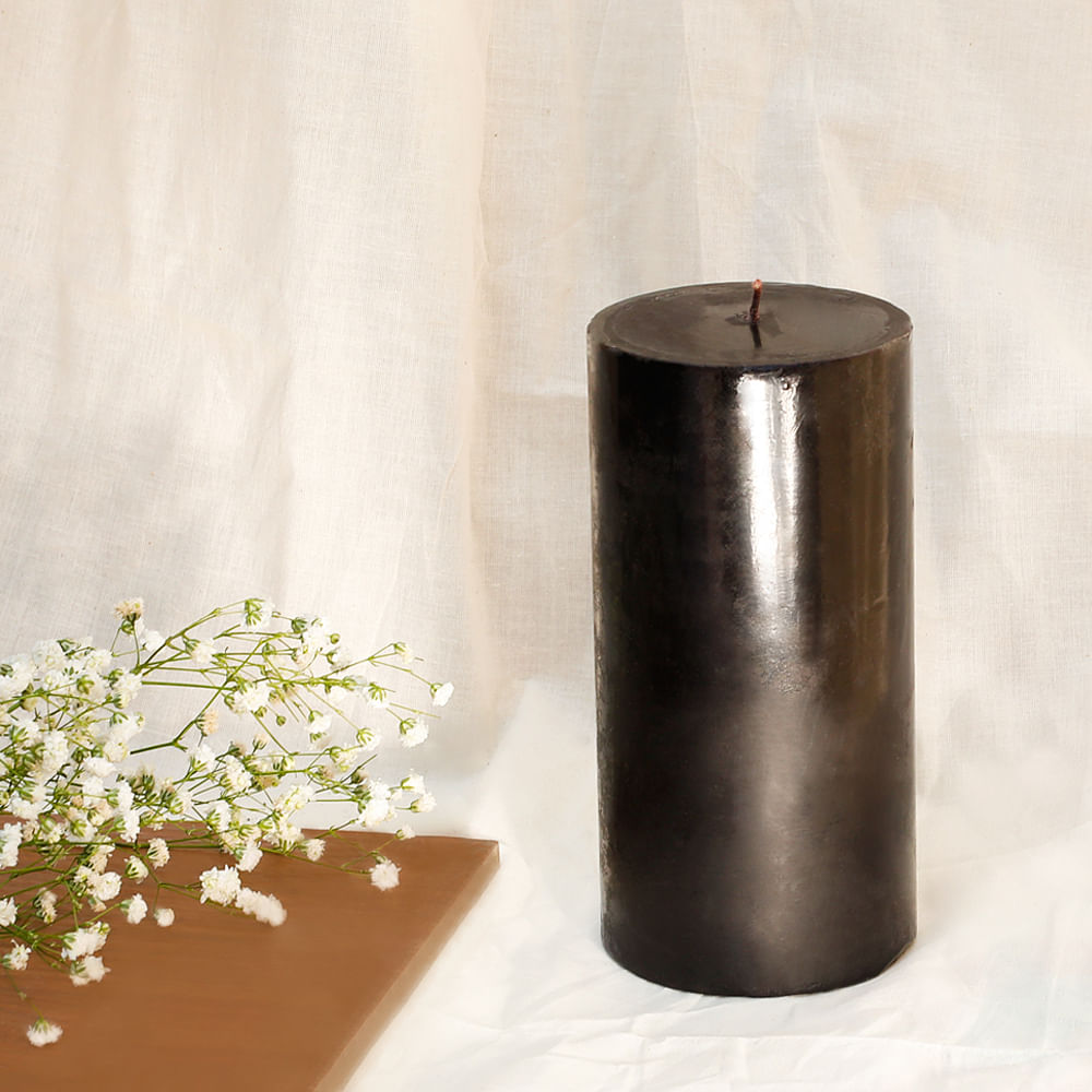 POETRY: Patchouli Scented Large Candle