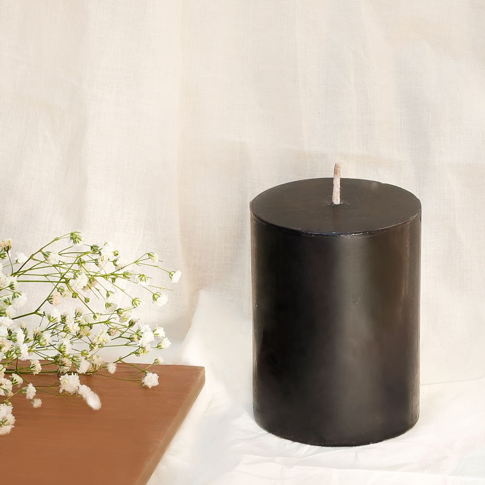 POETRY: Patchouli Scented Medium Candle