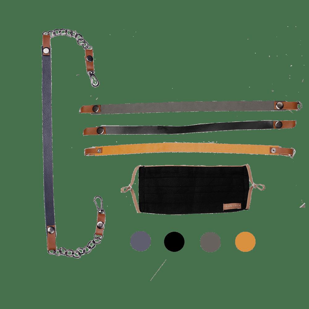 Set of 2: Mask Chains & Mask