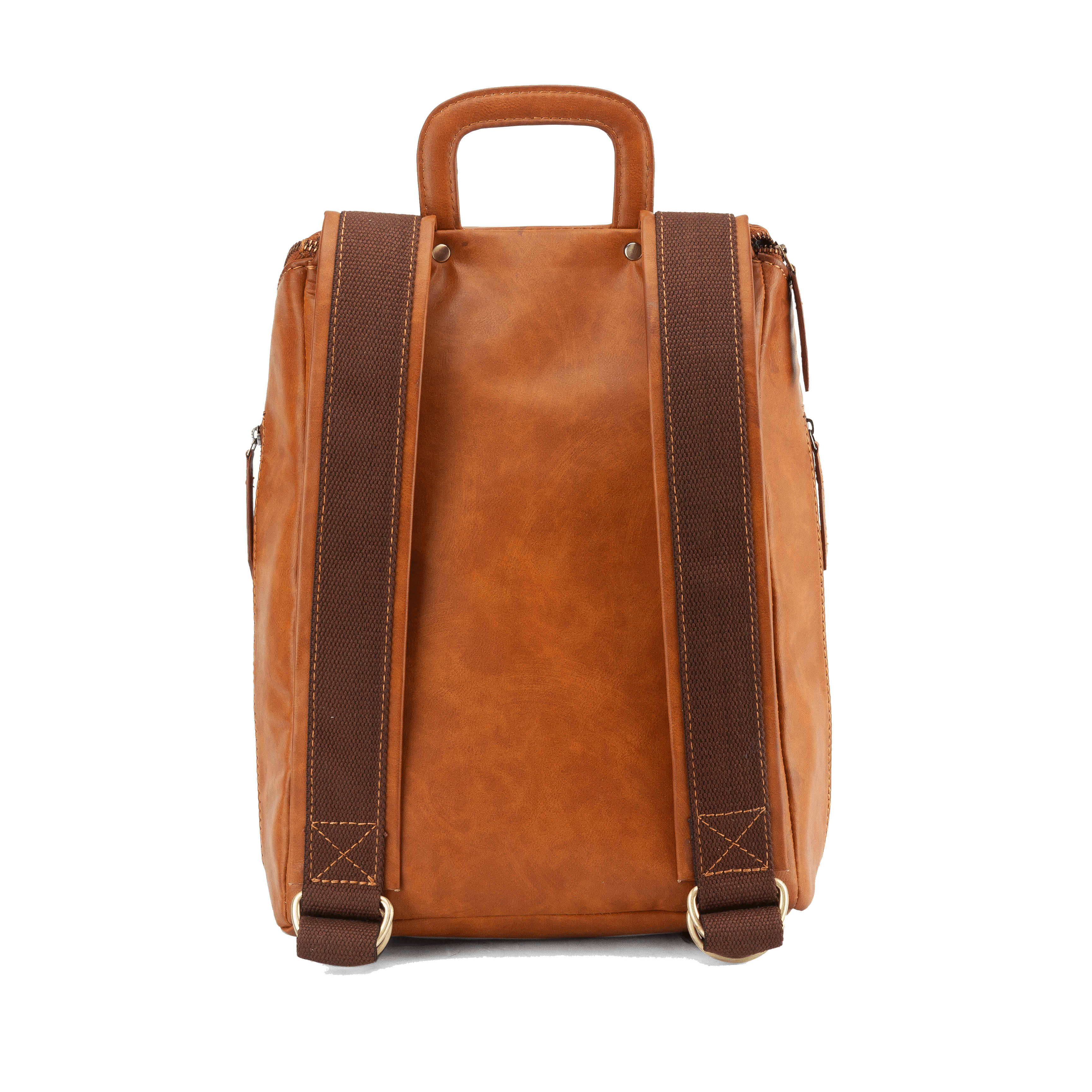 The Metro Movers Brown Backpack
